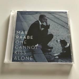 中古CD Max Raabe マックス・ラーベ One Cannot Kiss Alone Kuessen Kann Man Nicht Alleine 英語版ボーナストラック+5 Decca B0016424-02