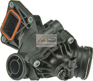 【M's】W221 W222 Sクラス / R231 SLクラス V6用 (M276) 純正OEM サーモスタット // ベンツ S350 S400h SL350 2762000515 2762000115