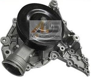 【M's】R230 SL350 SLクラス/W221 S350 Sクラス(V6/M272)ウォーターポンプ//優良社外品 ベンツ 272-200-0901 PA1387