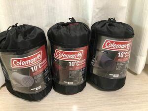 コールマン フリース寝袋 Coleman 3色から1色選択して下さい