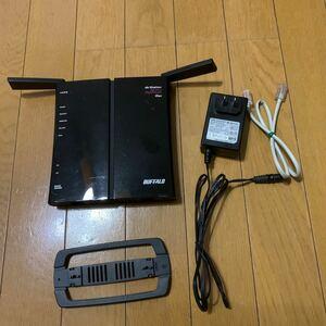 WZRー−300HP BUFFALO 無線LANルーター Wi-Fiルーター 無線LAN
