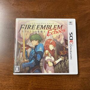 3DSソフト ファイアーエムブレム  Echoes  もうひとりの英雄王