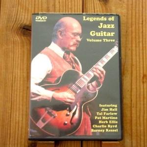 ジムホール / パットマルティーノ / Jim Hall / Barney Kessel / Tal Farrow / Pat Martino / Legends of Jazz Guitar Vol. 3