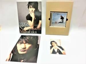 中河内雅貴「MEGA crescendo」写真集 ポスター CD ポストカード セット