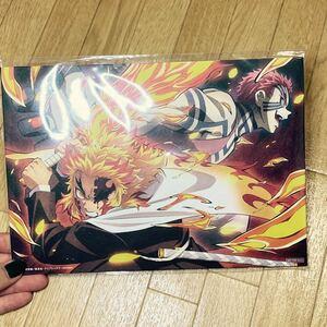 劇場版 鬼滅の刃 無限列車編 入場者特典 ポストカード 煉獄千寿郎 猗窩座