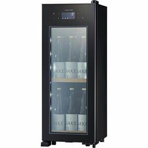 ワインセラー さくら製作所 低温冷蔵クーラー 低温日本酒 ドリンクセラー ZERO CHILLED ブラック OSK9-B