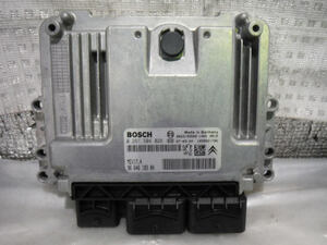 H19 year Peugeot.207 ABA-A7C5FW engine computer -[ZNo:29004216] 7284