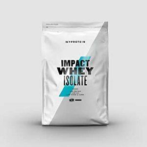マイプロテイン Impact ホエイ アイソレート (WPI)1kg バニラ