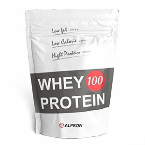 1kg アルプロン ナチュラルホエイプロテイン100 無添加 1kg【約50食】プレーン アメリカ産