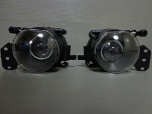 ★ BMW 3 E46 2ドア クーペ 318ci 330ci 後期 左 右 フォグ ランプ ライト セット プロジェクター 63176910791 63176910792