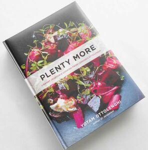 洋書料理本レシピ本Plenty More:Vibrant Vegetable Cooking from London's Ottolenghiロンドンの人気デリヨタムオットレンギモダン中東料理
