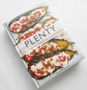 洋書料理本レシピ本Plenty: Vibrant Vegetable Recipes from London's Ottolenghiロンドンの人気デリヨタム・オットレンギモダン中東料理