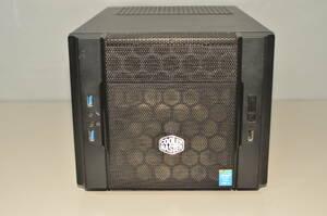 自作 デスクトップPC Windows10+office 高性能i5-4460 爆速SSD128GB+HDD1TB/メモリー8GB/GTX750/USB3.0/便利ソフト