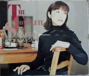 岩崎宏美♪CD+CD+CD♪品質保証♪THE COMPLETE SINGLES 帯び付