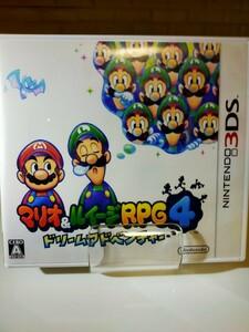 マリオ&ルイージRPG4ドリームアドベンチャー 3DS