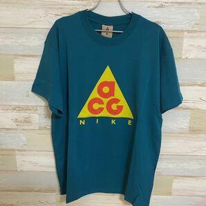 新品 定価4400円 NIKE ACG ナイキ メンズ ロゴTシャツ 半袖Tシャツ