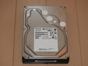 TOSHIBA 東芝 HDD MG03ACA300 3TB 中古 (D)