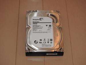 Seagate ST2000DM001 2TB SATA HDD 3.5インチ (H)