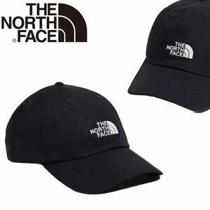 ザ ノースフェイス ノーム ハット キャップ 帽子 ブラック ワンサイズ THE NORTH FACE NORM CAP 新品