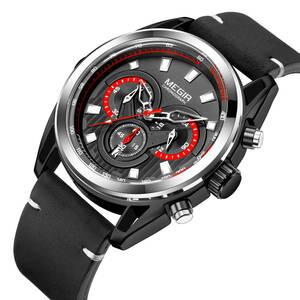 新品 新作 腕時計 メンズ腕時計 アナログ クォーツ式 クロノグラフ ビジネスウォッチ 豪華 高級 人気 ルミナス 防水★UTM88-02★