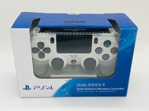 DUALSHOCK4 ワイヤレスコントローラー グレイシャー PS4