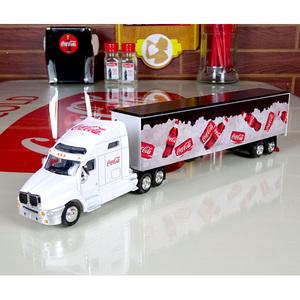 コカ・コーラ ダイキャストミニカー Coke on Ice Long Hauler 1/64(PJ-MC14) Coca-Cola