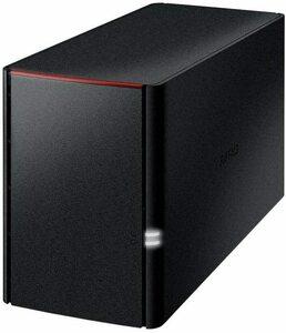 ■新品 送料無料■12TB BUFFALO リンクステーション ネットワーク対応 RAID対応 外付けハードディスク 12TB LS220D1202G