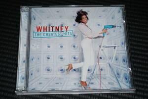 ◆Whitney Houston◆ The Greatest Hits グレイテスト・ヒッツ ホイットニー・ヒューストン 国内盤 2枚組 CD