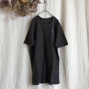 KLASICA THEM ショートスリーブ カットソー ebony SIZE4 クラシカ/オーバーサイズ/Tシャツ