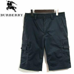 ★BURBERRY GOLF バーバリー ゴルフ★三陽商会 ハーフ カーゴ パンツ ショート ショーツ S149