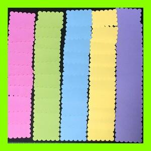 ペーパークラフト・切り紙・メッセージカード・壁飾り
