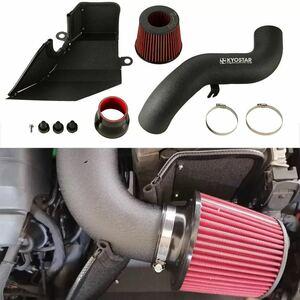 馬力アップ フォルクスワーゲンゴルフmk7/7.5 アウディa3 s3 エアインテーク エアクリーナー パワフィル audi VW GTI
