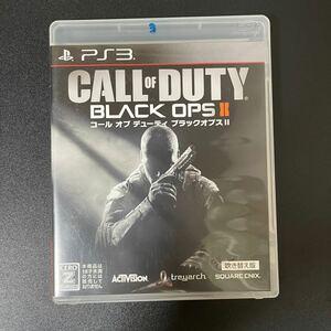PS3 コールオブデューティブラックオプス II CALL OF DUTY BLACK OPS 2