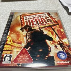 PS3 レインボーシックス ベガス