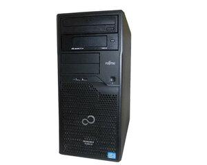 富士通 PRIMERGY TX100 S3 PYT10PZF5V Xeon E3-1220 V2 3.1GHz 2GB 500GB×2(SATA) DVD-ROM