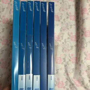 DVD Free! 1期 初回限定版 全6巻セット