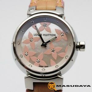 ◆◇【美品】LOUIS VUITTON ルイヴィトン タンブール ラブリーダイヤ Q121H◇◆