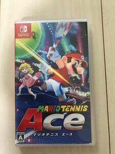 Nintendo switch マリオテニスエース ソフト
