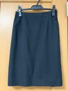 スーツカンパニー スーツ スカート ブラック