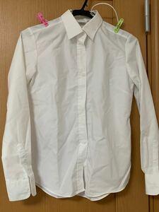 スーツカンパニー 白シャツ Yシャツ ブラウス