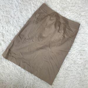 美品 23区 スカート ベージュ 薄茶色 40 M相当