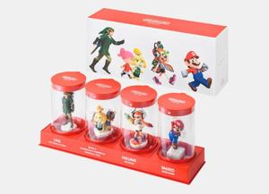 ☆ Nintendo TOKYO 渋谷限定 スタチュー 4個セット