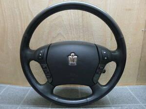FF006 TOYOTA トヨタ クラウン ロイヤルサルーン ステアリングホイール DBA-GRS182用/140