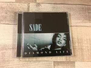 超希少!!超入手困難!!CD シャーデー [SADE]『DIAMOND LIFE』スムース オペレーター 他 全9曲 DISK1枚 輸入盤