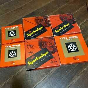 送料無料 オープンリールテープ TDK SONY HITACHI National オープンリール
