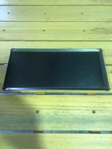 黒皮鉄板 焼鉄板