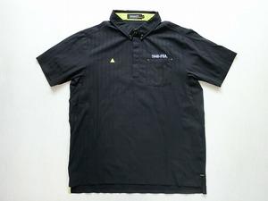 le coq sportif ルコック スポルティフ ゴルフウェア ポロシャツ QG2618 LL USED