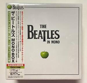 【未使用・未開封】ザ・ビートルズ/THE BEATLES ★ ザ・ビートルズ・モノ・ボックス/MONO BOX ★ 初回プレス限定盤 13CD-BOX(11作品)