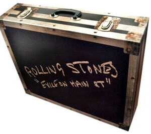 Rolling Stones Exile on Main Street 1972 S.T.P. Deluxe Road Case ローリング・ストーンズ メイン・ストリートのならず者 Box