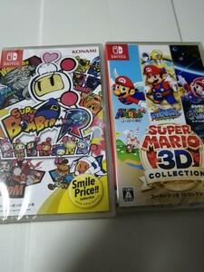 スーパーマリオ3d ボンバーマン ニンテンドースイッチ Nintendo Switch